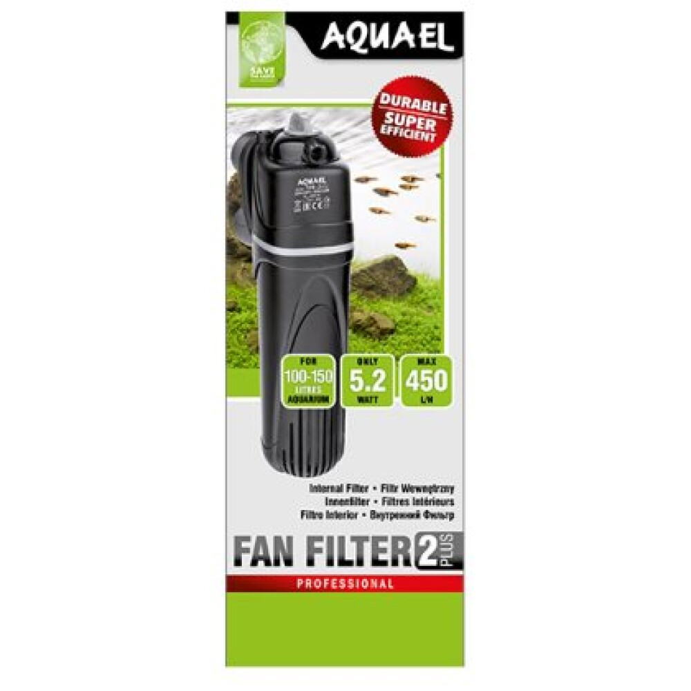 Aquael FAN Filter Mini+