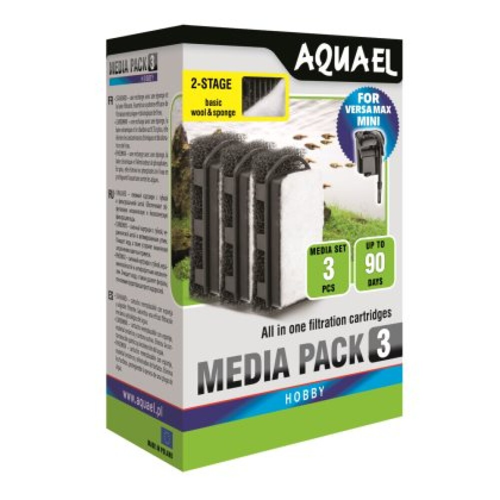 Aquael Filter Versamax FZN-mini