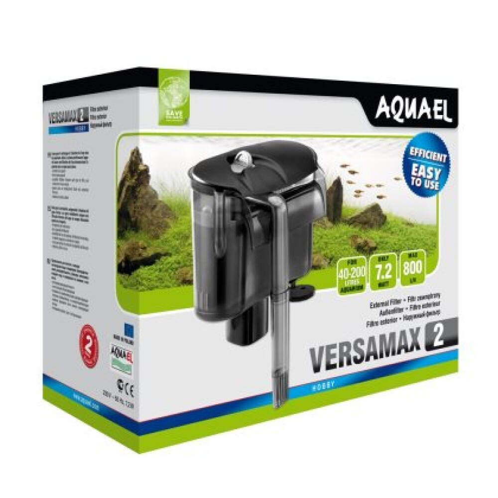 Aquael Filter Versamax 2